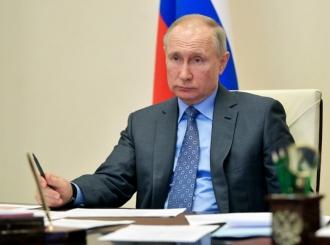 Putin: Cijeli april neradni, plate radnicima redovne
