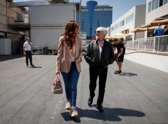 Bivši vlasnik Formule 1 Berni Eklston u 90. godini dobiće četvrto dete. Posle tri ćerke stiže njegov prvi sin.