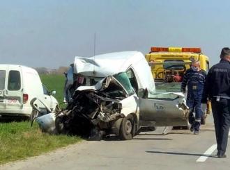 Bijeljina: Vozač kedija van životne opasnosti