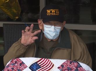 Deka preživio koronu, Drugi svjetski rat i špansku groznicu