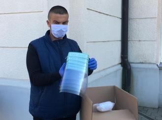 Maske i viziri za gradsku Bolnicu