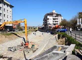 FOTO  Radovi na uređenju kanala Dašnica ulaze u završnu fazu