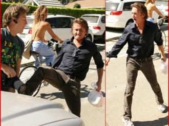 Paparazzo kojeg je napao Sean Penn donirao novac od presude Haitiju