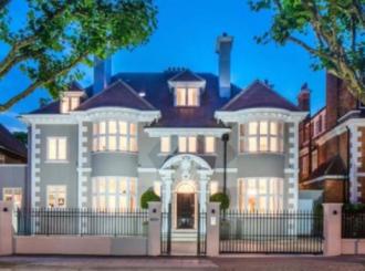 Luksuzna kuća u Londonu prodaje se za 28.5 miliona funti