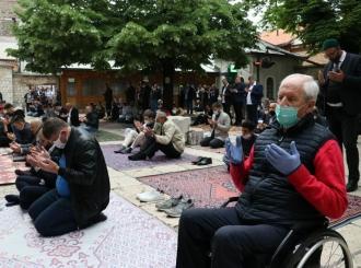Muslimani slave Ramazanski Bajram: Bajram šerif mubarek olsun