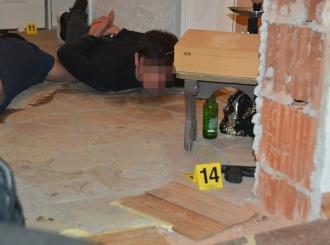 Poznat identitet svih uhapšenih u vikendici u Suvom Polju