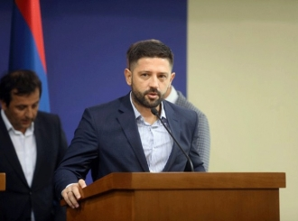 Poslanik Darko Mitrić napustio Klub SDS, djelovaće kao samostalni poslanik