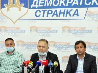 Stojanović: Nema predaje trona, SDS ostaje lider u Bijeljini