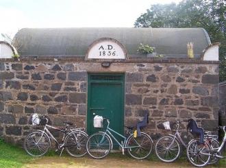 Najmanji zatvor na svijetu, za pijane vozače bicikala i traktora