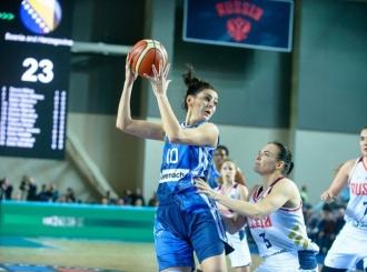 Sjajna Bijeljinka! Marica Gajić u bivšem prvaku Evrope