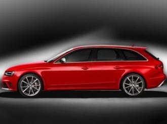 Otkriven Audi RS4 Avant