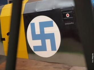Finsko vazduhoplovstvo posle više od 100 godina odustalo od simbola svastike