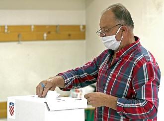 Prvi zvanični rezultati: HDZ osvojio čak 71 mandat u Saboru, SDP samo 45