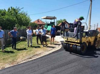 Ugljevik: Izgradnja infrastrukture u ruralnim dijelovima opštine