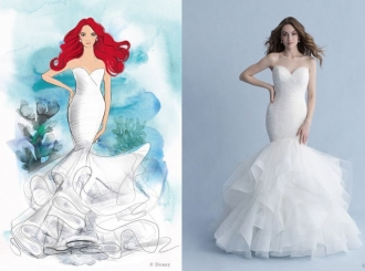 Budite Dizni princeza na sopstvenom venčanju - a evo i kako