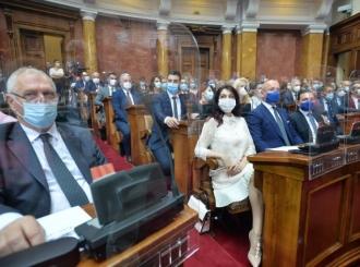 Srbija dobila novu Skupštinu FOTO