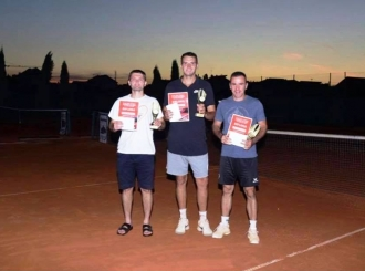 IZNER - pobjednik teniskog kupa u Bijeljini