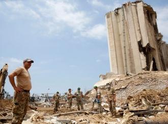 Šesnaest osoba uhapšeno zbog eksplozije u Bejrutu
