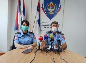 Bijeljina: U julu bez poginulih u saobraćajnim nezgodama