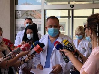 Maksimović: Pet pacijenata životno ugroženo, uskoro nova kovid bolnica