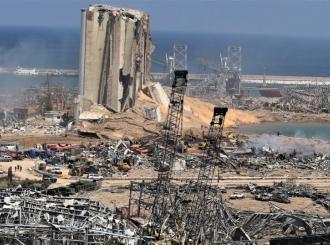 Broj poginulih u Bejrutu povećan na 158