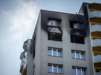 Požar u višespratnici u Češkoj: Ljudi iskakali kroz prozore, 11 mrtvih, među njima 3 dece