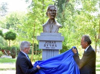 FOTO Bijeljina: Otkrivene biste četvorici srpskih velikana