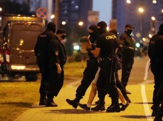 U Bjelorusiji privedeno oko 3.000 ljudi