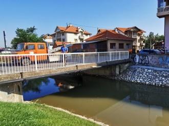 Novi izgled mostova na kanalu Dašnica