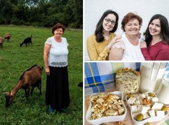 Bijeljina: Mira i njena porodica proizvode kozji sir i mlijeko vrhunskog kvaliteta!