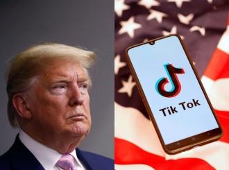 Odlučeno: Tramp zabranio TikTok i WeChat