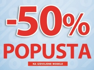 PLANET OBUĆA – NEVJEROVATNA AKCIJA -50% od 18.09.2020. godine
