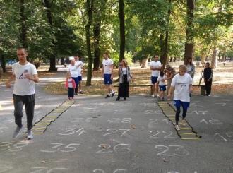 Bijeljina: Održan trening za djecu sa posebnim potrebama