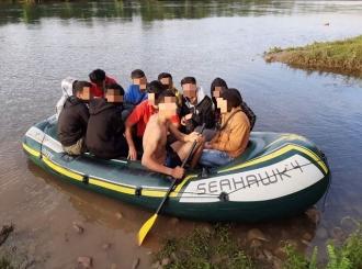 Državljanin Avganistana uhapšen zbog krijumčarenja migranata preko Drine