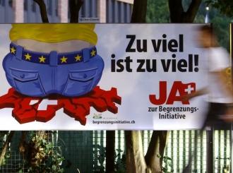 Švajcarci odbacili prijedlog da se poništi sporazum sa EU