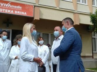 Dom zdravlja Bijeljina: Ulaganja FZO povećana za osam miliona KM