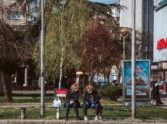 Od danas u Srpskoj obavezno nošenje maske i na otvorenom