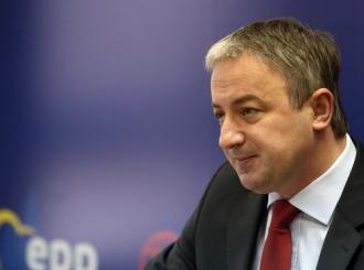 Borenović primljen u Univerzitetski klinički centar RS
