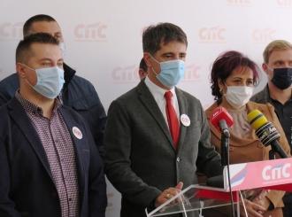 SPS Bijeljina: Borićemo se za svakog našeg građanina FOTO