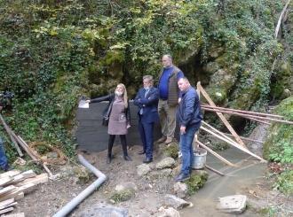 Počela izgradnja vodovodne mreže u Banjici