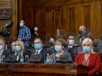 Srbija dobila novu vladu, Brnabić drugi put premijerka