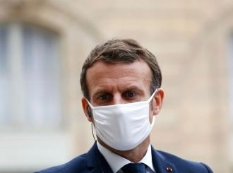 Makron: Francuska vraća blokadu na nacionalnom nivou