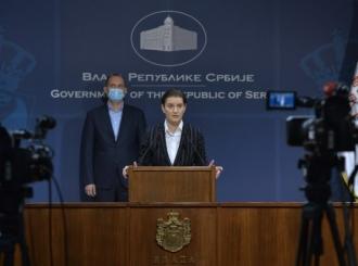 Vlada Srbije donela nove mere