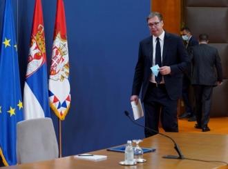 Vučić: Srbija neće zatvarati granicu prema BiH i Srpskoj