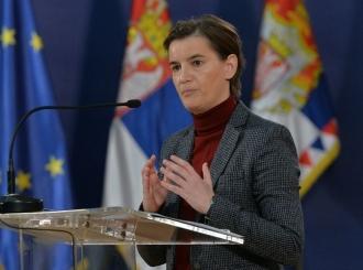 Brnabić: Zabrana kretanja ako nove mjere do 1. decembra ne daju rezultate