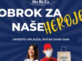 """Udruženje """"Horeka"""": Radnicima u kovid ambulantama obezbijediti po jedan obrok"""