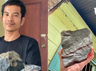 Bogatstvo mu palo sa neba – meteorit koji mu je pao na kuću prodao za milion i po dolara