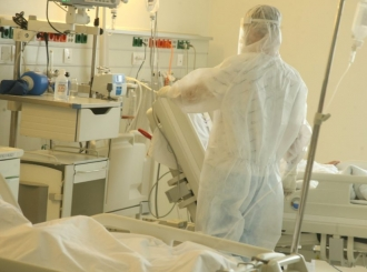 Bolnice u Srpskoj imaju manje kovid pacijenata