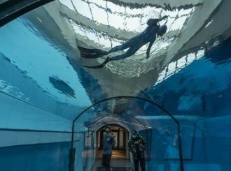 U Poljskoj otvoren najdublji bazen na svetu