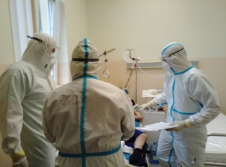 U kovid bolnicama u Bijeljini 100 bolesnika - 30 životno ugroženo